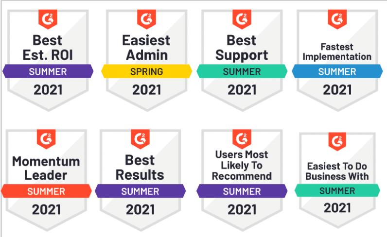 Auryc-G2-summer-2021-top-awards-across-multiple-categories
