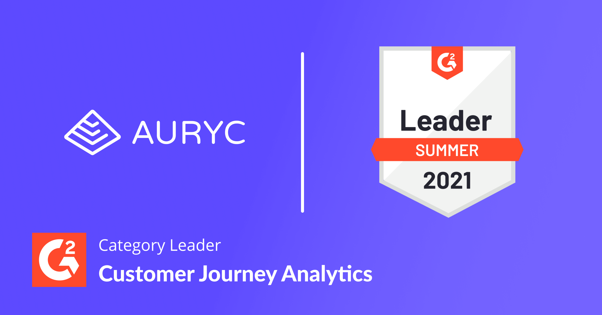 BLOG-FI-Auryc-named-leader-in-customer-journey-analytics-g2-best-customer-journey-analytics-platform